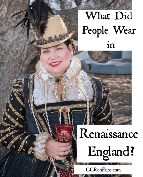 be8a6ba7c How Did People Dress In Renaissance England  - Central Coast ...