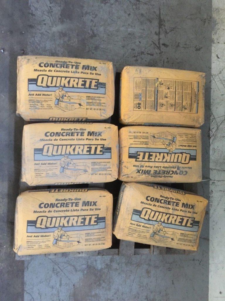 Quikrete 80 Lbs Concrete Mix