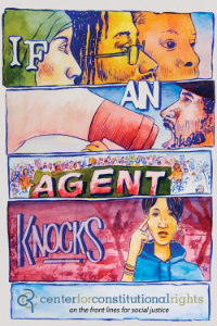CCR's If An Agent Knocks booklet cover