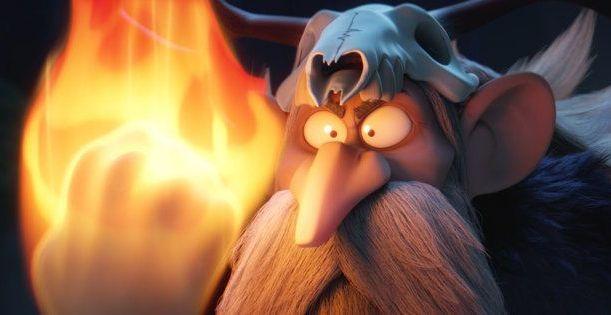 Astérix, le secret de la potion magique : ƒ(✍️) = le méchant