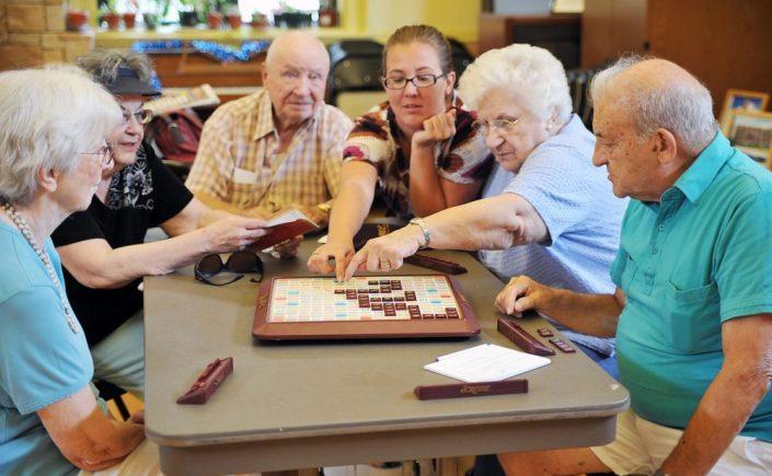 activités pour seniors, troisième âge, activités sociales, vieillir en santé