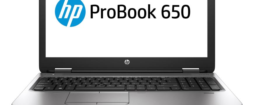 HP ProBook 650 G3 NOTEBOOK PC