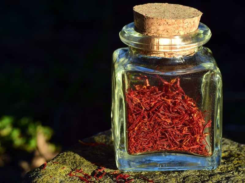 Jar oF SAFFRON