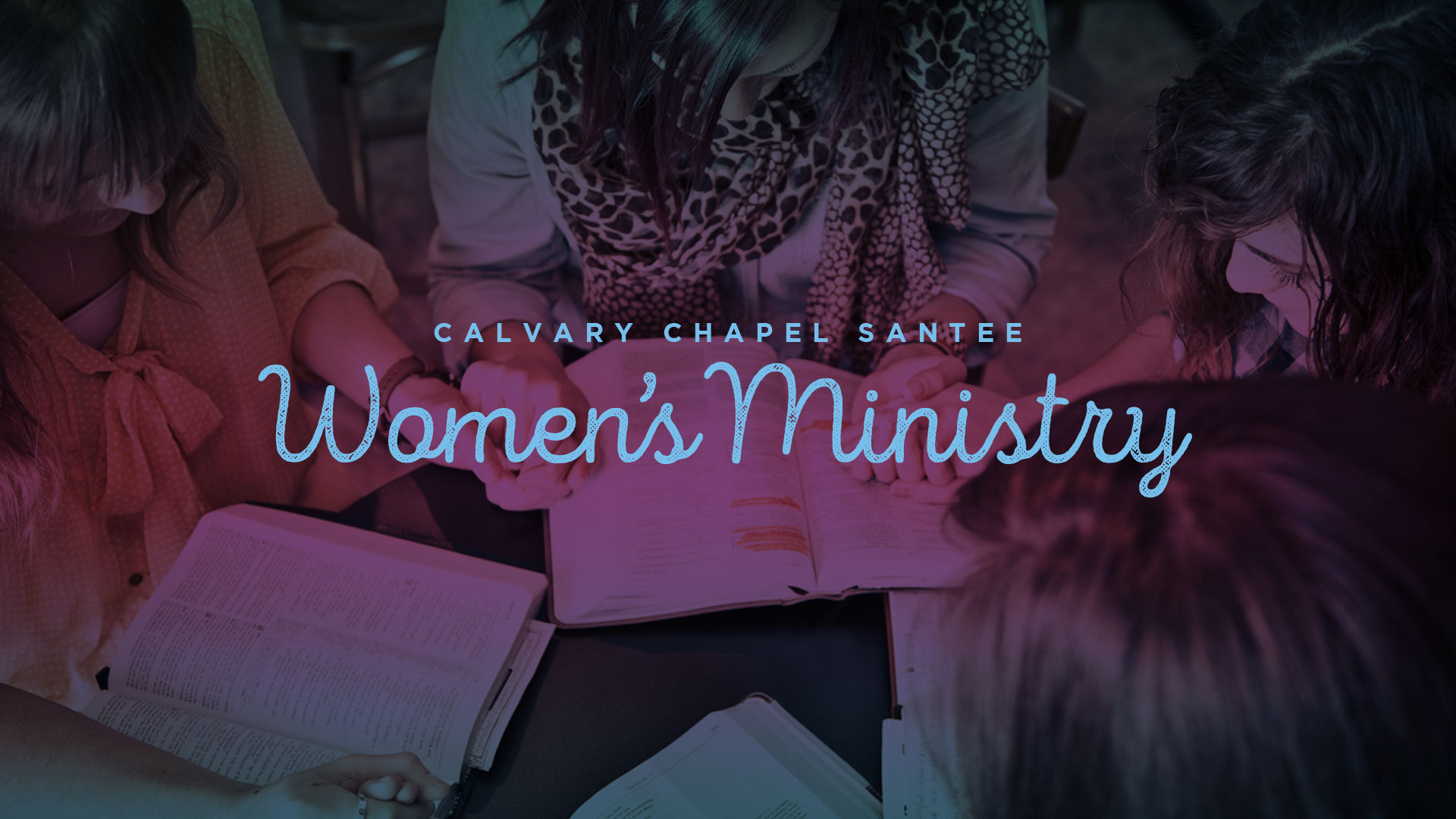 Women's Study - God's Impartiality