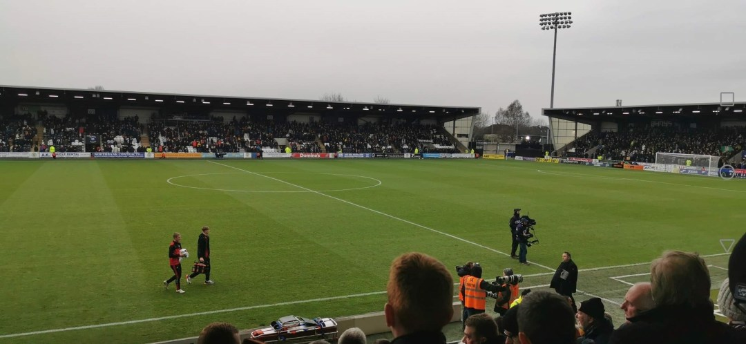 St Mirren ground