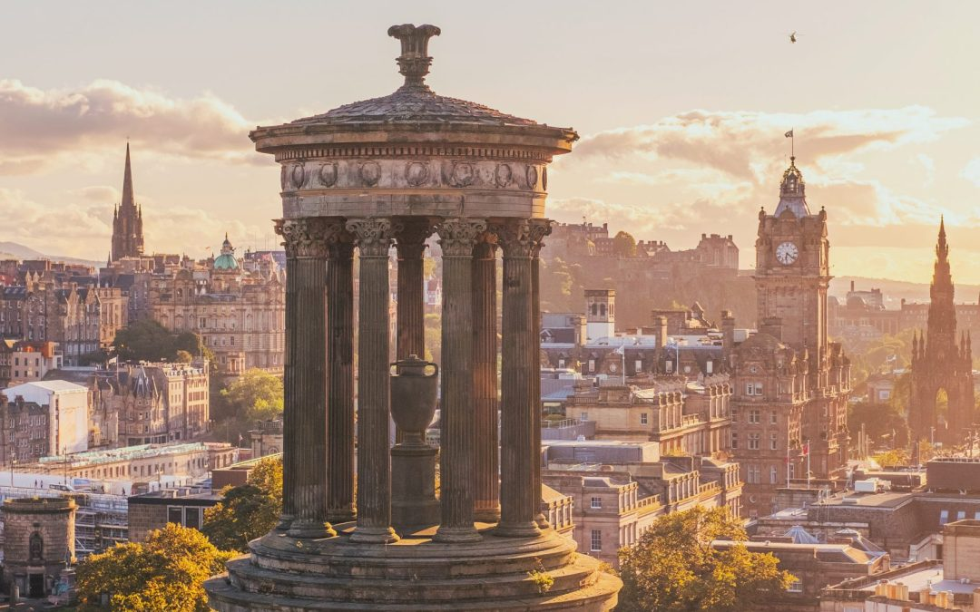 Edinburgh, A View from the Fringe