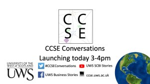 CCSE Conversations Launch