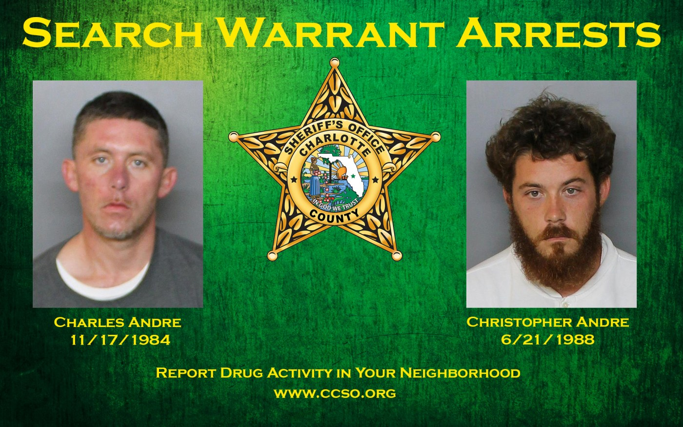 Two Overdoses Lead to Search Warrant