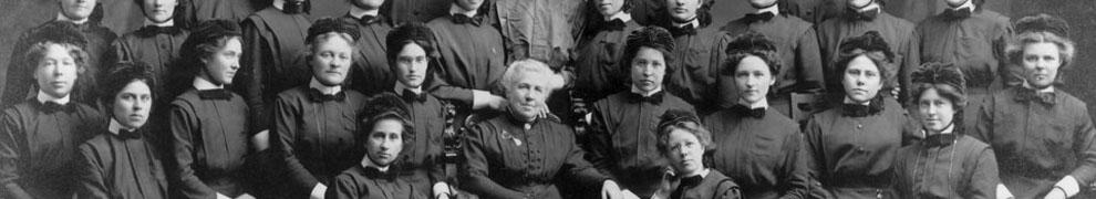 Presbyterian Deaconess students, 1912