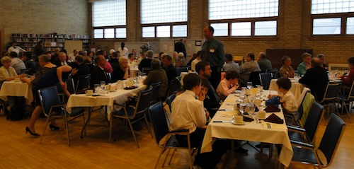 CCS banquet at St. George's Anglican