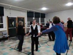 Ann dancing at DUCC