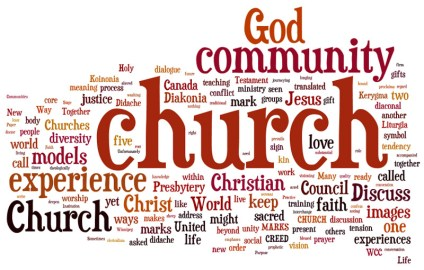 Five Ways of Talking About Church