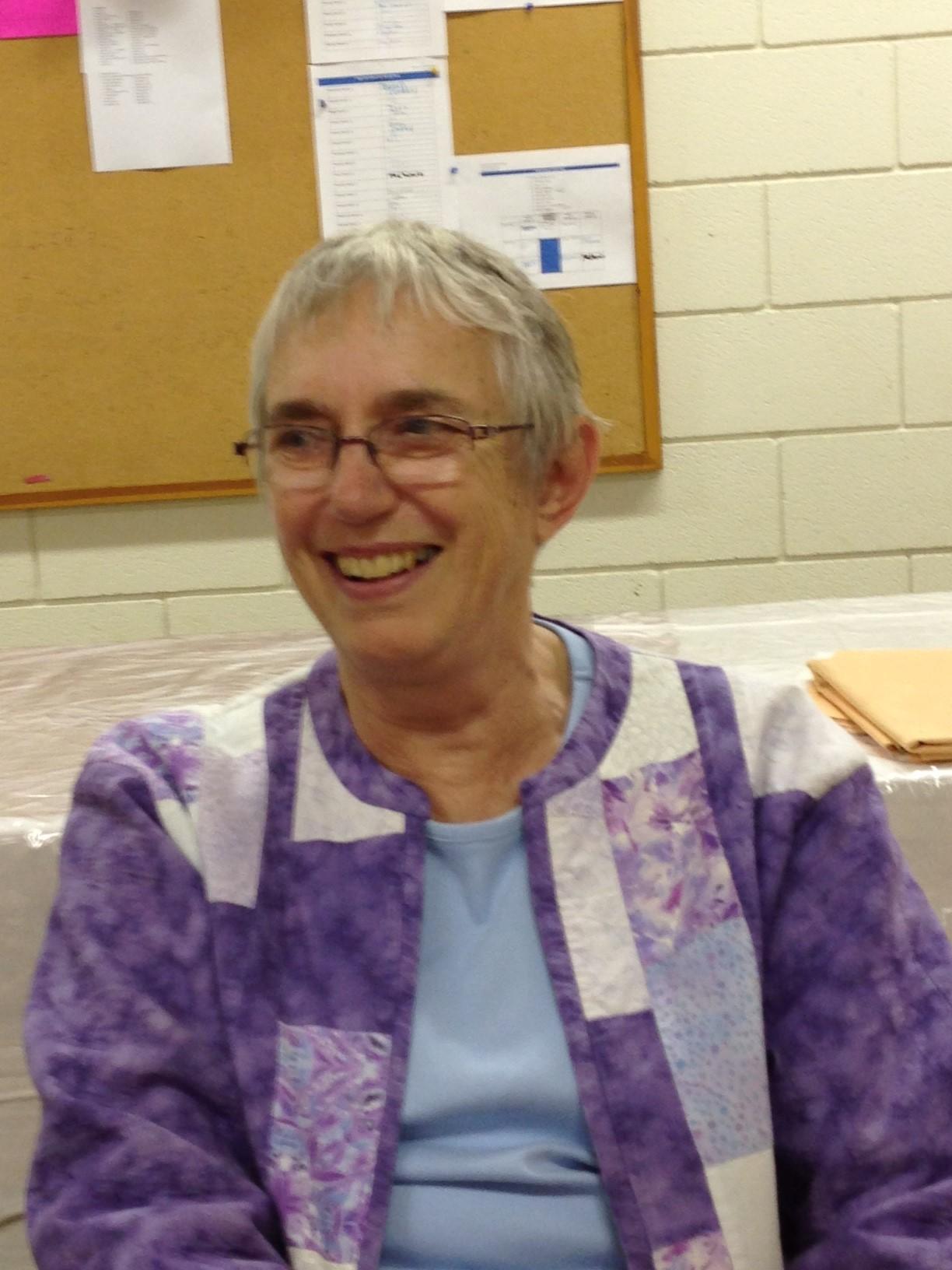 2015 Companion of the Centre: Irene Rainey