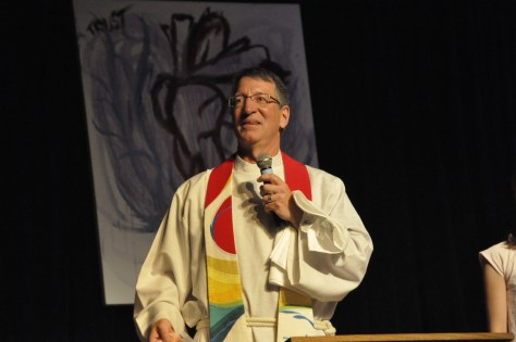 Keith Simmonds, President of BC Conference