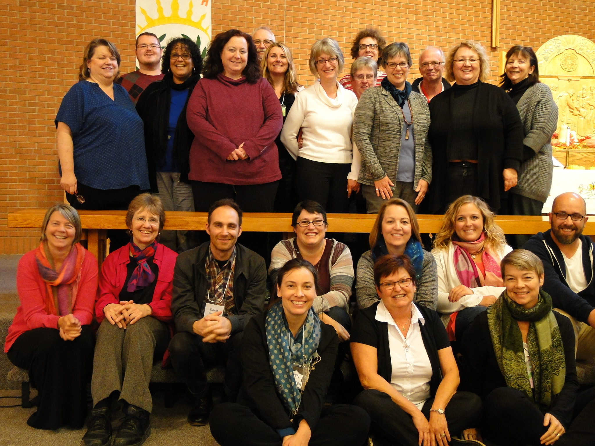 The Fall Learning Circle of the 2015-2016 Social Ministry Year