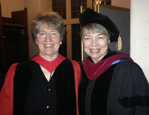Is there a doctor in the house? CCS's Dr. Maylanne Maybee and Dr. Janet Ross