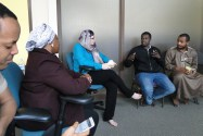 Students visit Masjid Bilal mosque