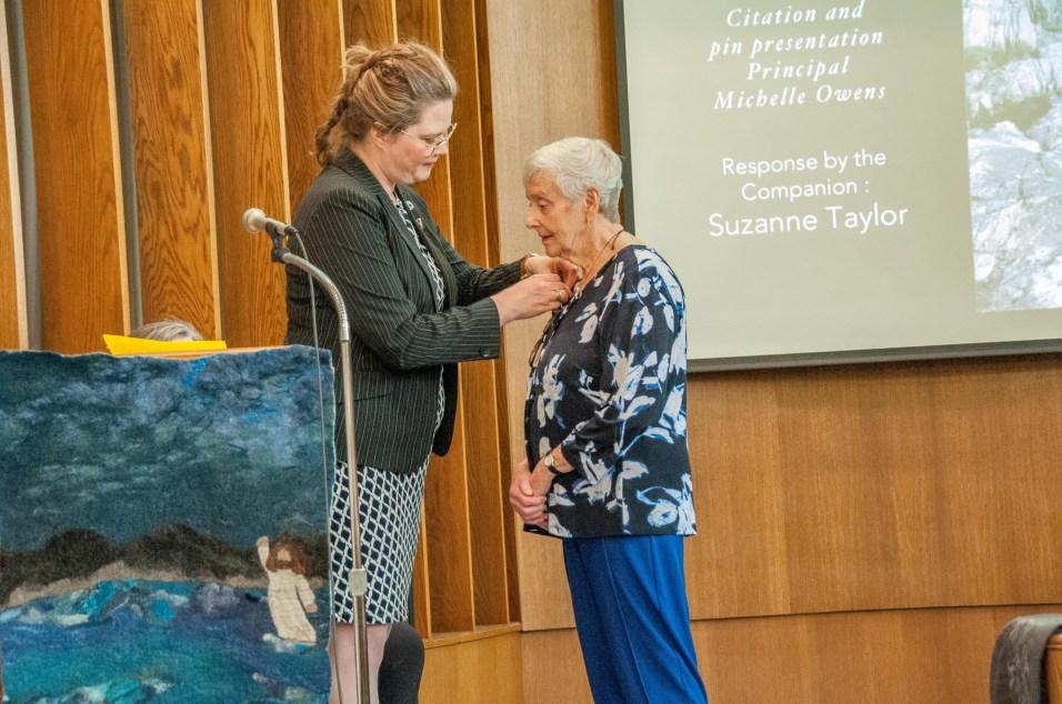 Michelle - Sue Taylor Companion 2018