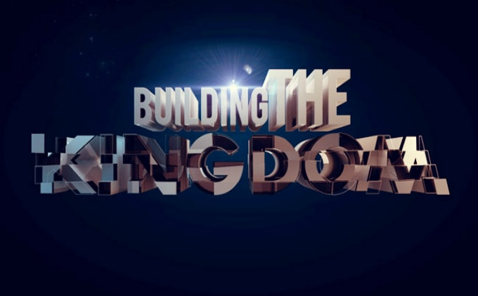 Are you doing Any of these 5 things to help build the kingdom of God?