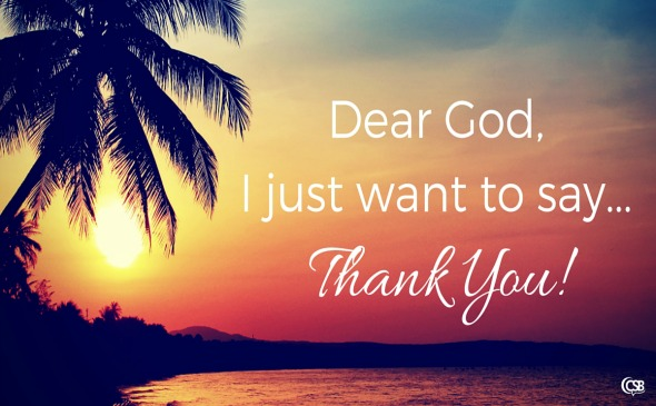 """30 Timeless Reasons You Can Say """"Thank You"""" to God"""