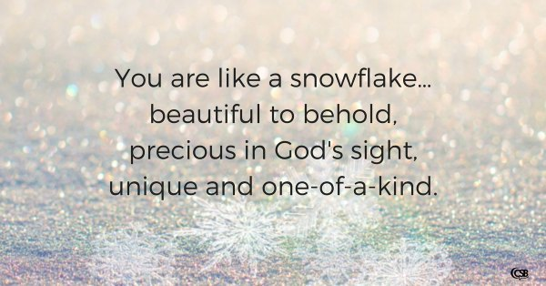 you-are-like-a-snowflakebeautiful-to-beholdprecious-in-his-sightunique-and-one-of-a-kind
