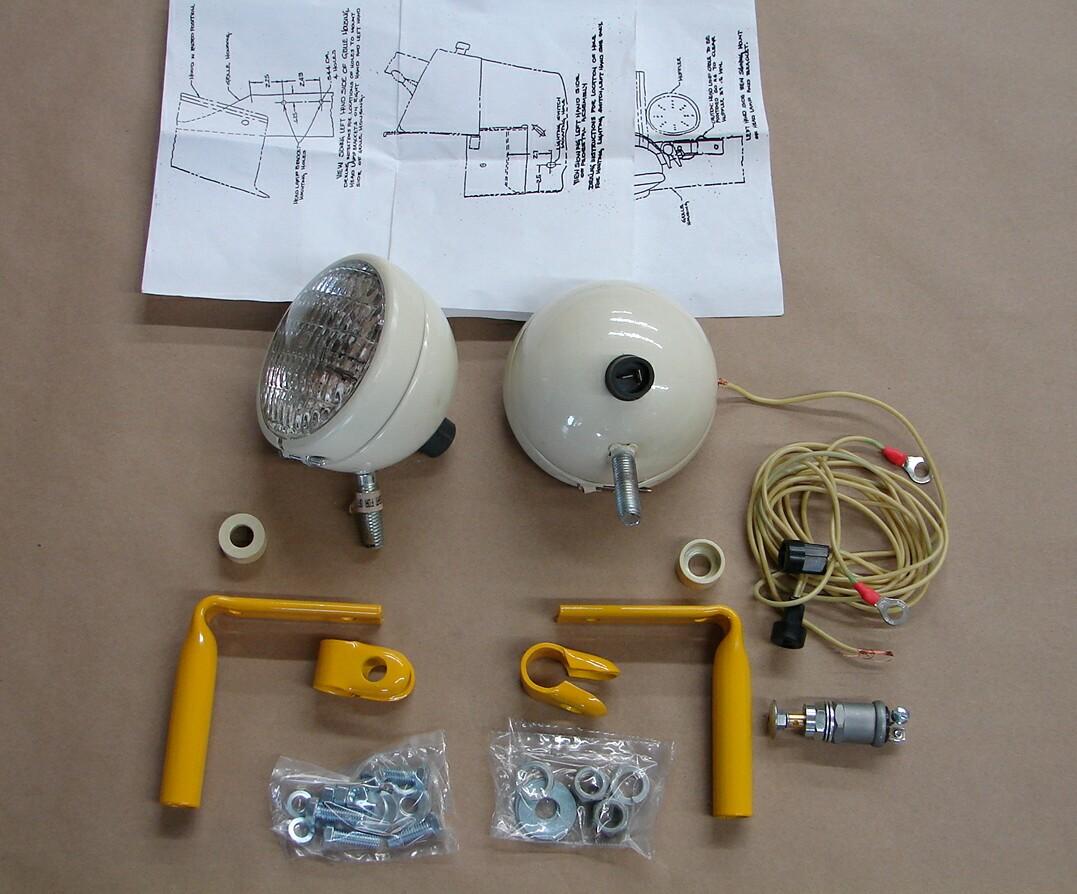 IH 380522 R91 originalheadlight_kit cub cadet 1330 solenoid wiring diagram