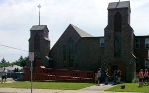 Christ Church Building