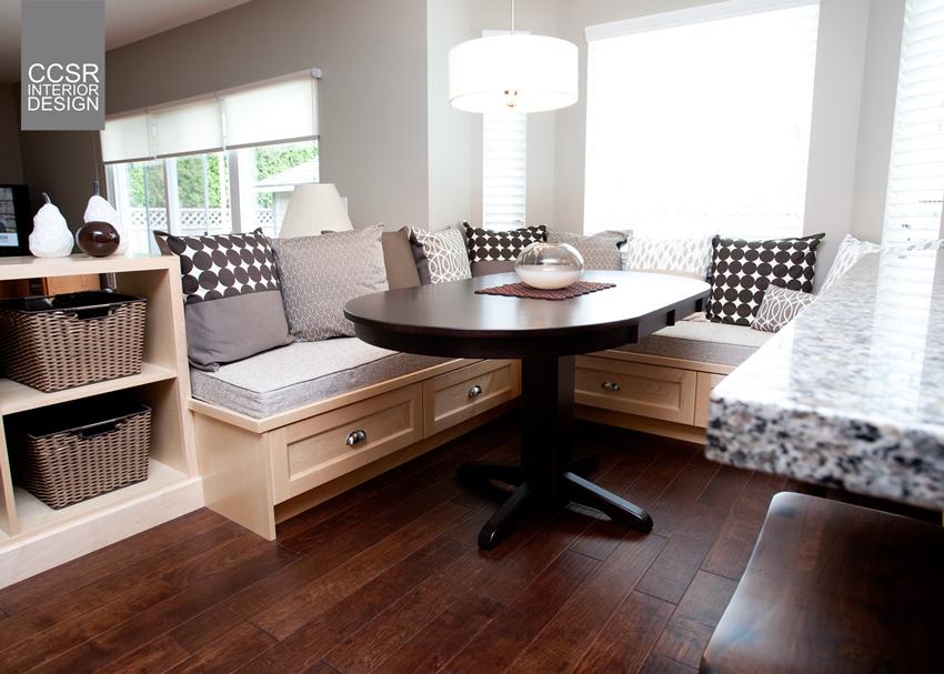 Dwell Studio In Kitchen