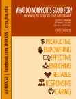 What Do Nonprofits Stand For? Renewing the nonprofit value commitment (2012)