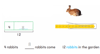 Go-Math-Grade-1-Chapter-5-Answer-Key-Addition and Subtraction Relationships-5.1-2