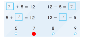 Go-Math-Grade-1-Chapter-5-Answer-Key-Addition and Subtraction Relationships-5.6-12