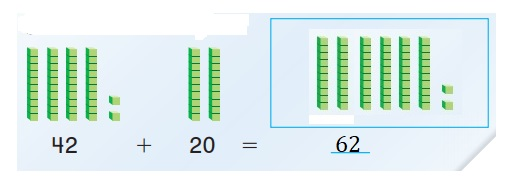 Go-Math-Grade-1-Chapter-8-Answer-Key-Two-Digit-Addition-and-Subtraction-Two-Digit-Addition-and-Subtraction-Show-What-You-Know-Lesson-8.5-Use-Models-to-Add-Think-Smarter-Question-18