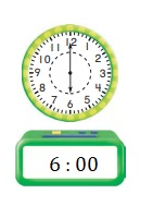 Go-Math-Grade-1-Chapter-9-Answer-Key-Measurement-Lesson-9.8-Tell-Time-to-the-Hour-and-Half-Hour-On-Your-Own-Question-9