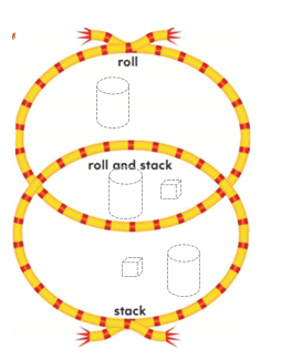 Go-Math-Grade-K-Chapter-10-Answer-Key-Identify and Describe Three-Dimensional Shapes-10.1-2