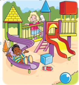 Go-Math-Grade-K-Chapter-10-Answer-Key-Identify and Describe Three-Dimensional Shapes-10.8-1