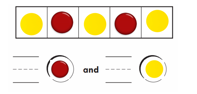 Go-Math-Grade-K-Chapter-1-Answer-Key-Represent-Count-and-Write-Numbers-0-to-5-Lesson 1.7 Algebra • Ways to Make 5-Algebra • Ways to Make 5 Homework & Practice 1.7-2