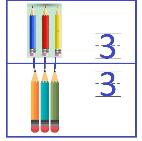 Go-Math-Grade-K-Chapter-2-Answer-Key-Compare-Numbers-to-5-Lesson-2.4-Problem-Solving-Compare-by-Matching-Sets-to-5-On-Your-Own-Question-8