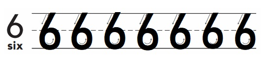 Go-Math-Grade-K-Chapter-3-Answer-Key-Represent-Count-and-Write-Numbers-6-to-9-Count-and-Write-to-6-Homework-&-Practice-3.2-Question-1