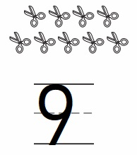 Go-Math-Grade-K-Chapter-3-Answer-Key-Represent-Count-and-Write-Numbers-6-to-9-Count-and-Write-to-9-Homework-Practice-3.8-Question-5