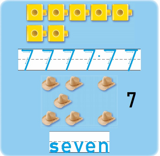 Go-Math-Grade-K-Chapter-3-Answer-Key-Represent-Count-and-Write-Numbers-6-to-9-Lesson-3.4-Count-and-Write-to-7-Listen-and-Draw