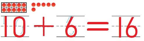 Go-Math-Grade-K-Chapter-7-Answer-Key-Represent-Count-and-Write-11-to-19-Represent-Count-and-Write-11-to-19-Review-Test-Question-5