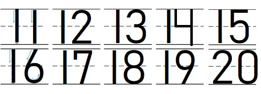 Go-Math-Grade-K-Chapter-8-Answer-Key-Represent,-Count,-and-Write-20-and-Beyond-Lesson-8.3-Count-and-Order-to-20-Share-Show-Question-4