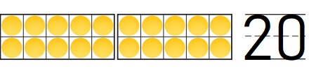 Go-Math-Grade-K-Chapter-8-Answer-Key-Represent,-Count,-and-Write-20-and-Beyond-Represent-Count-and-Write-20-and-Beyond-Mid-Chapter-Checkpoint-Concepts-Skills-Question-1