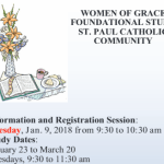 Women of Grace Foundational Study