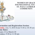 Women of Grace Foundational Study