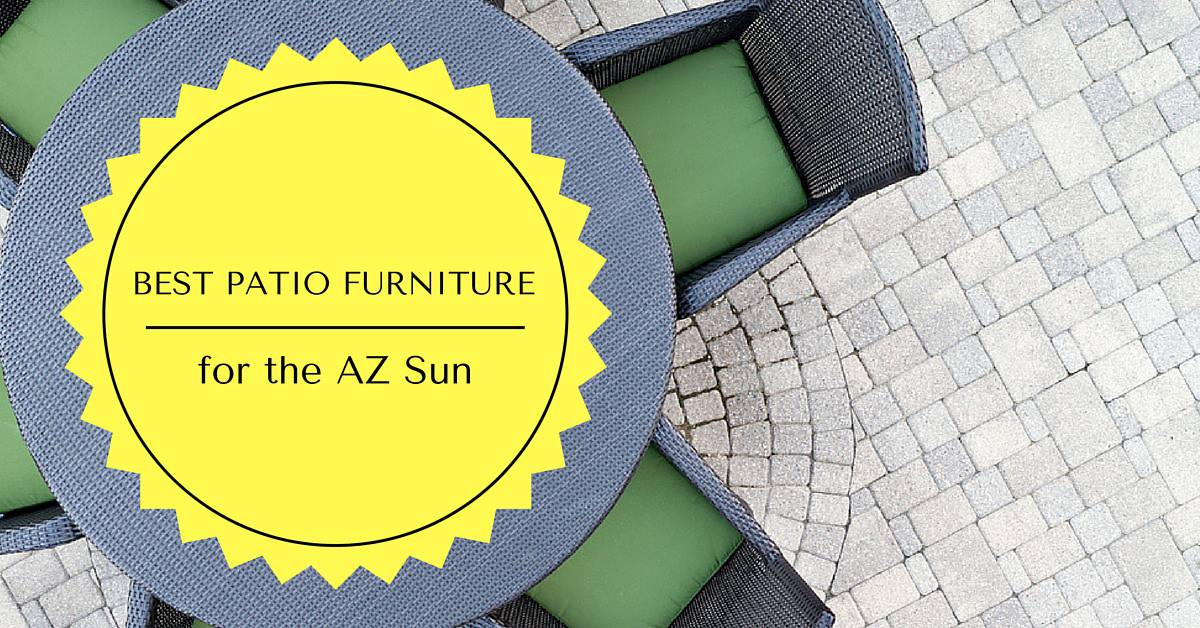 which patio furniture is best in