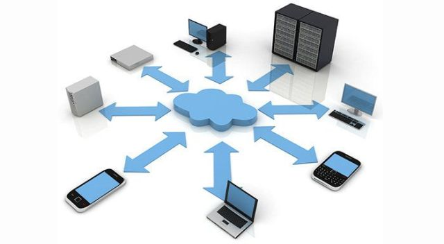 Representation of cloud storage