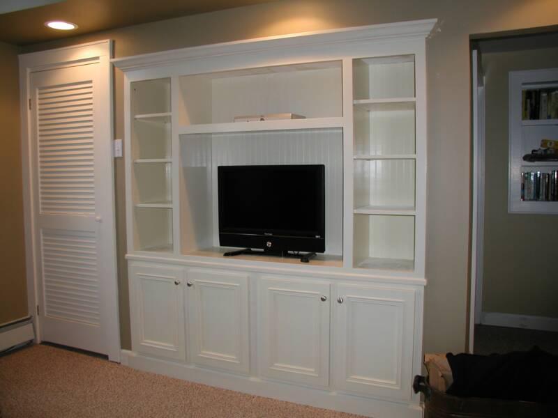 Built In Cabinets Ideas, Designs, Portfolio,Gallery, New