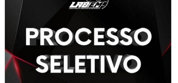 Laboratório de Engenharia da Motocicleta (LABEM) da UFCG abre processo seletivo