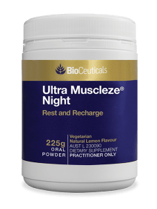 Ultra Muscles Night Capital Complementary Therapies Centre